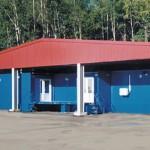 цветовое оформление промышленных зданий
