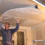 ошибки при монтаже гипсокартонного потолка