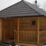 правила строительства русской бани
