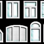 фигурные окна ПВХ