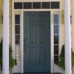 уход за металлической дверью