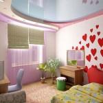 выбор цвета ремонта помещения
