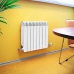 Дизайн алюминиевых радиаторов