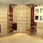 Виды торговой мебели для магазинов