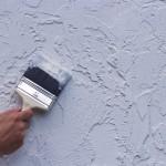 Как правильно наносить жидкие обои на стены