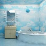 Как отделать ванную пластиковыми панелями