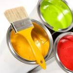 Водные краски для потолков