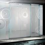 межкомнатные двери из закаленного стекла