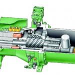 основные плюсы винтовых компрессоров