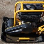 Вибротрамбовка как вид строительного оборудования