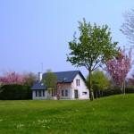 Проживание в загородном доме – идиллия