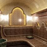 Турецкая баня строительство