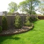 Дизайн садового ландшафта