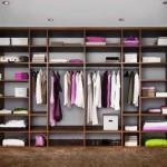 Гардеробная комната – роскошь или необходимость