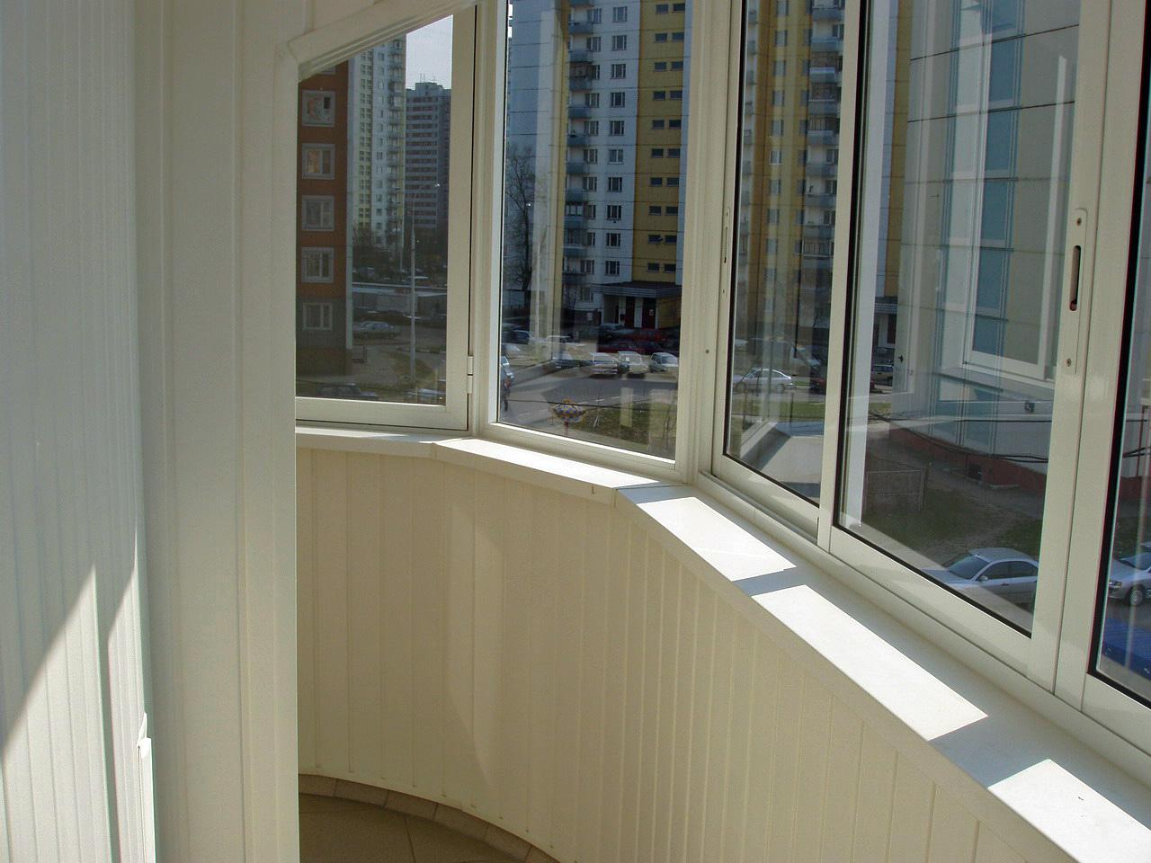 Отделка балкона своими руками уют в доме.