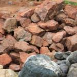 Порфирит в качестве камня для бани