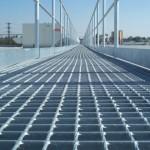 Решетчатый настил – прогрессивный конструкционный материал
