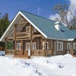 Деревянный дом вашей мечты