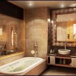 Как оборудовать свободное пространство ванной