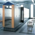 Почему нужны надежные шкафы для раздевалок?