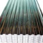 Гофрированные профили из оцинкованного металла