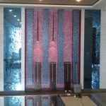 Самые оригинальные стеклянные двери