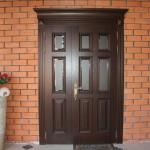 Как не допустить ошибку при выборе входной двери