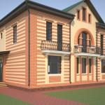 Проекты домов и коттеджей в Уфе