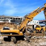 Шаги в процессе сноса и демонтажа зданий