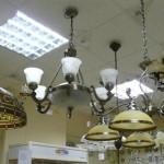 Светильники, люстры, осветительные системы