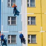 Фасадные и высотные работы
