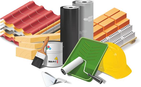 Каталог товаров для ремонта и строительства