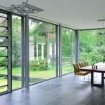 Алюминиевые конструкции в быту