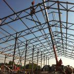 Какие сооружения можно отнести к металлоконструкциям