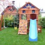 Производство детских игровых площадок